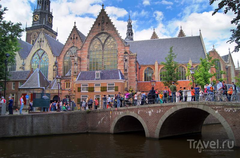 Амстердам. Самый сложный для восприятия / Нидерланды