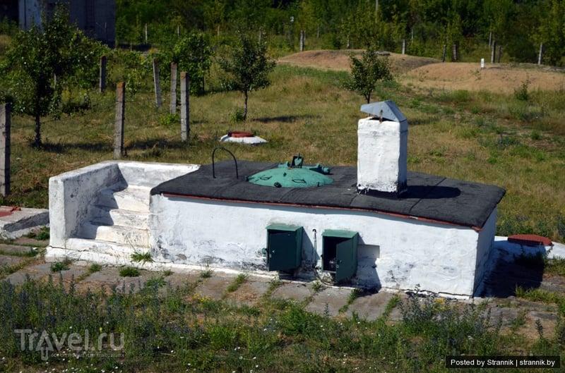 Музей войск стратегического назначения. Первомайск / Украина