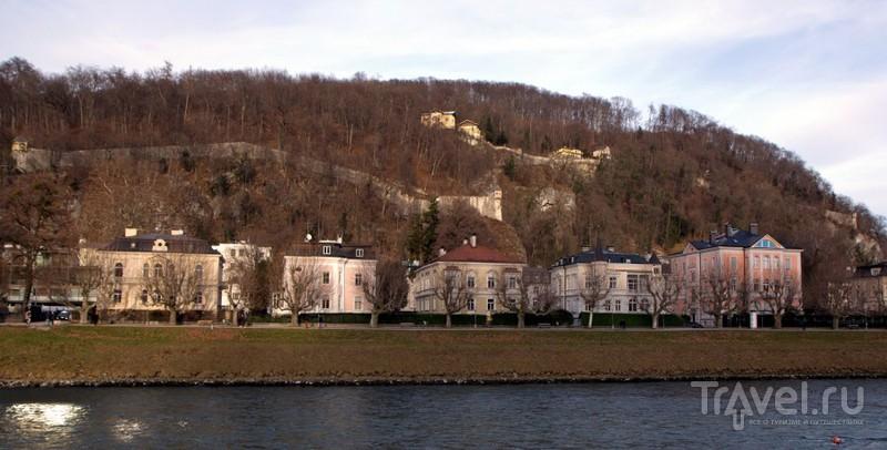 Предновогодний Зальцбург / Австрия