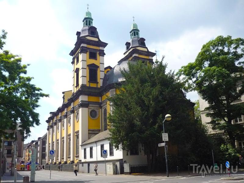 Церковь Апостола Андрея, Дюссельдорф / Фото из Германии