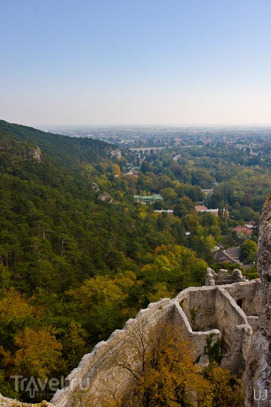 Австрия. Баден. 2011. Замок Раухенштайн / Фото из Австрии