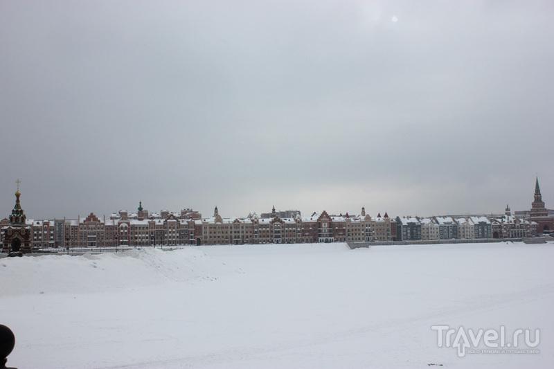 Зимняя Йошкар-Ола / Россия