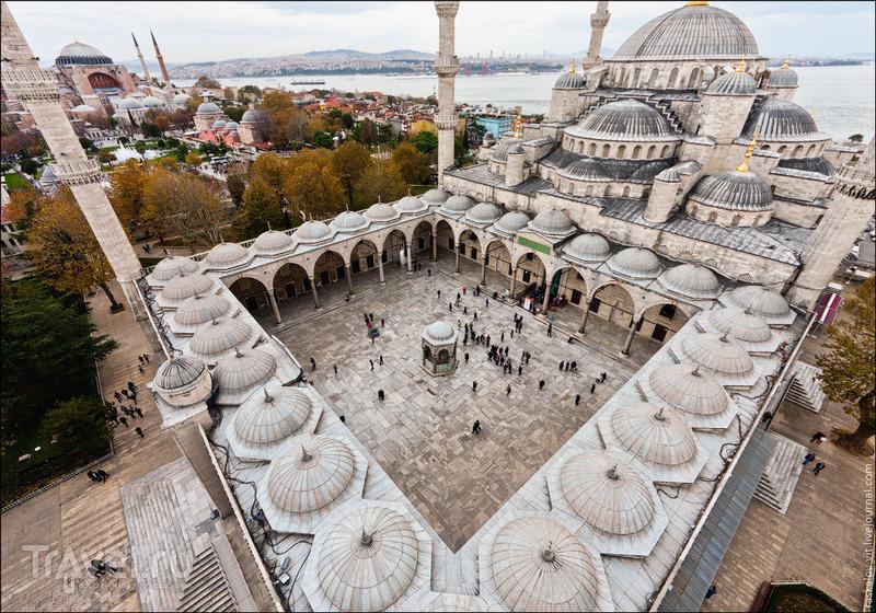 Голубая мечеть в Стамбуле / Фото из Турции