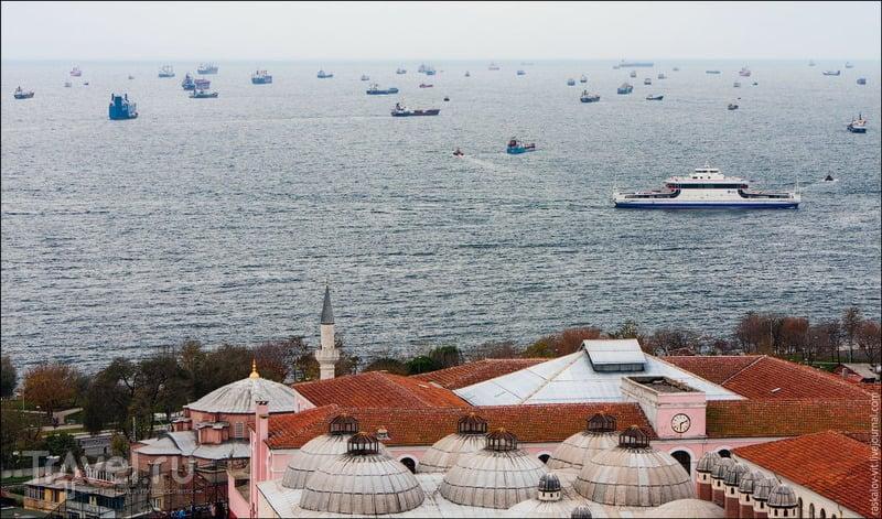 Мраморное море / Фото из Турции