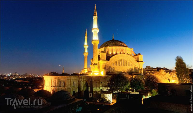 Мечеть Нуруосмание в Стамбуле / Фото из Турции