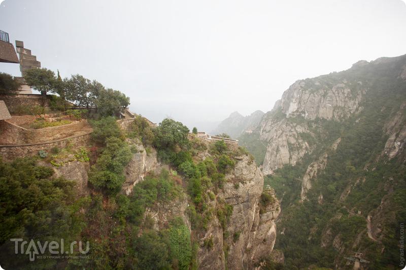 Испания, гора Монтсеррат / Испания