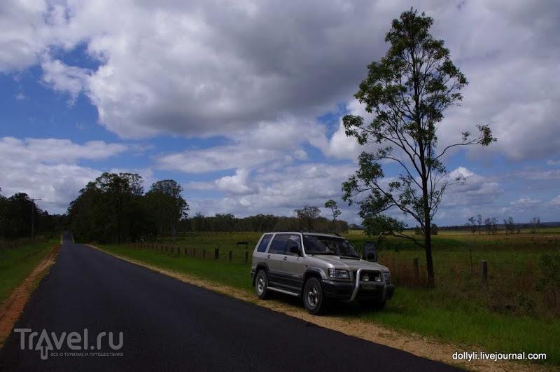 Новогоднее Путешествие Сидней - Рокхэмптон (через Тропик Козерога и назад) / Австралия