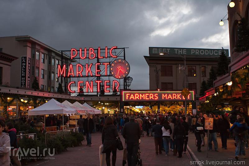 Сиэтл / Фото из США