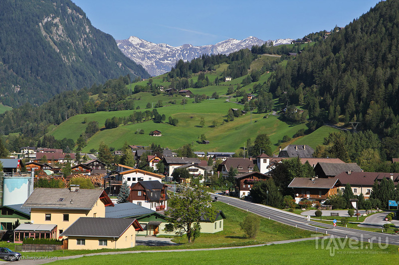 Eurotrip 2011: обзорный пост / Австрия