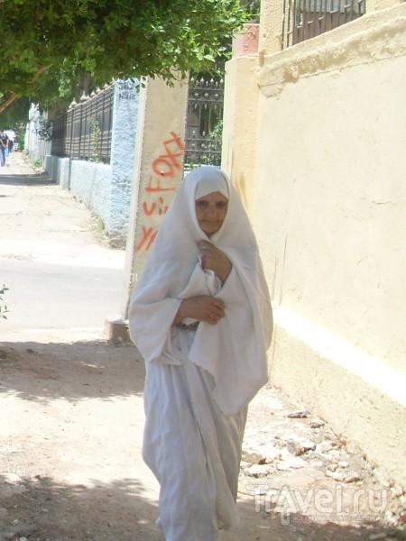 г. Оран и Цитадель Санта Круз, Алжир / Алжир