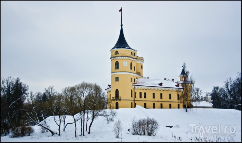 Замок Бип (г. Павловск) / Россия