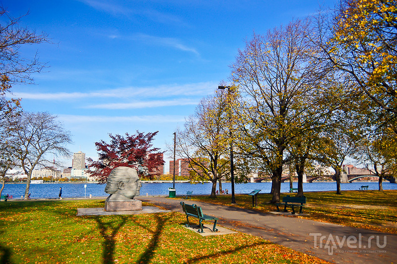 Бостон / Фото из США