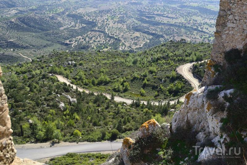 Замок Кантара / Кипр