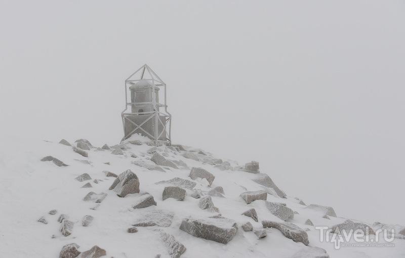 Болгария: самая высокая гора / Фото из Болгарии