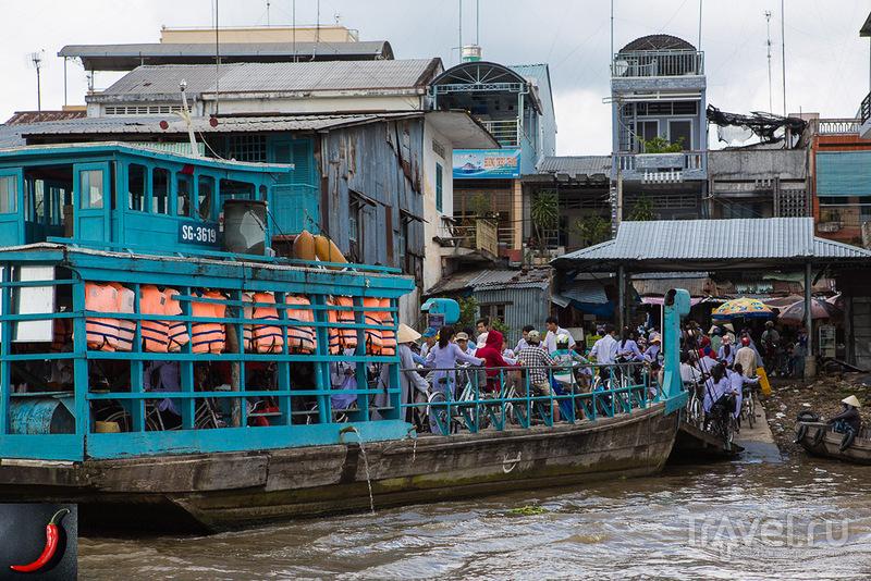 Записки кулинарного путешественника: Меконг / Вьетнам