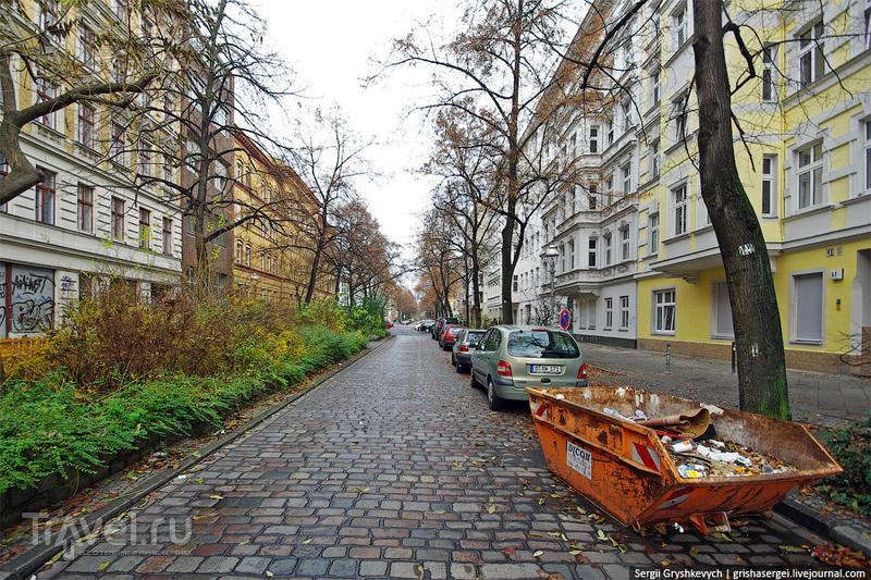Район Кройцберг в Берлине / Фото из Германии