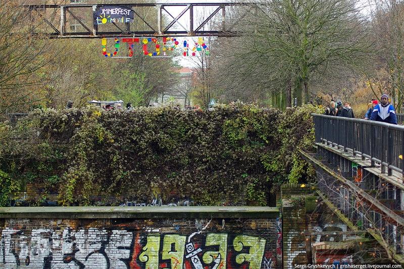 Герлицер-парк в Берлине / Фото из Германии