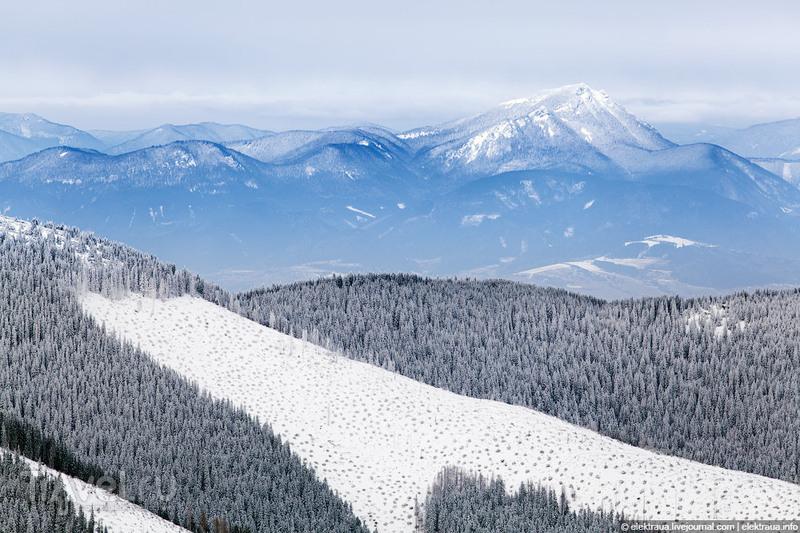 Про словацкие Татры / Фото из Словакии