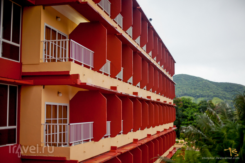 """Отель """"Анабанилья"""" на Кубе / Фото с Кубы"""