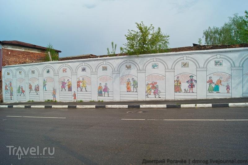 Коломенский кремль / Фото из России