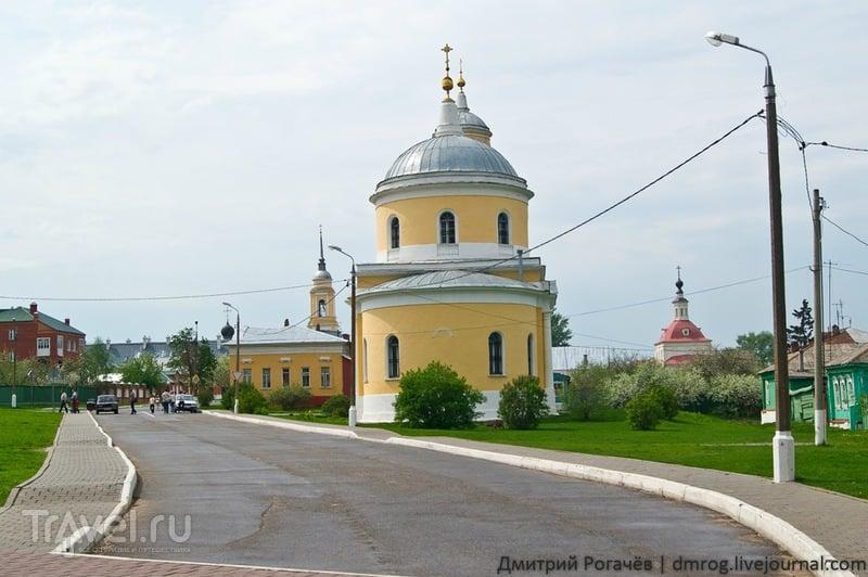 Улица Лазарева в Коломне / Фото из России