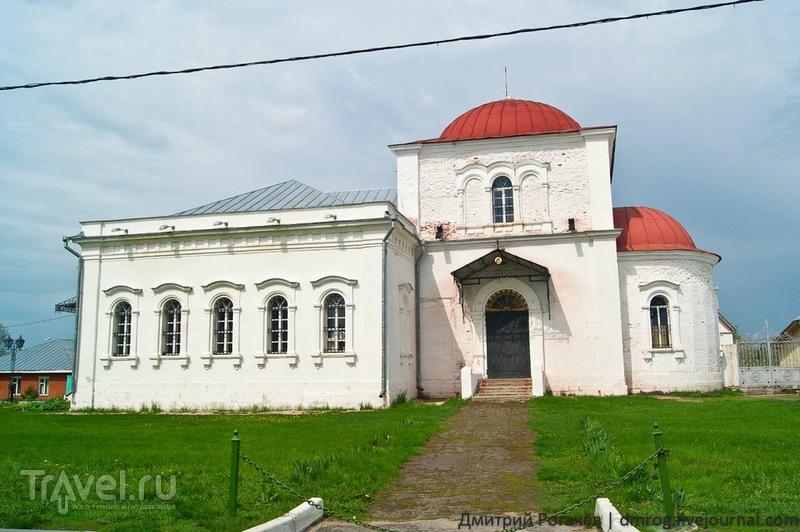 Церковь Николы Гостиного в Коломне / Фото из России