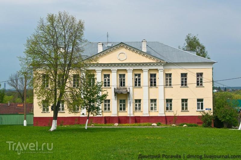 Коломенское уездное училище / Фото из России