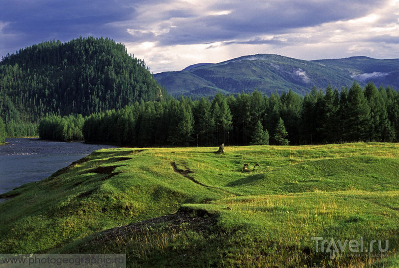 Верхняя Гутара - обитаемый остров / Россия