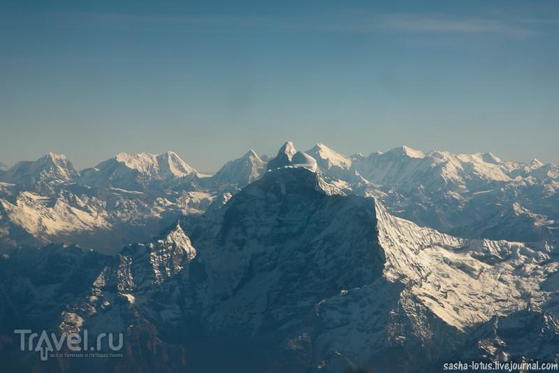Взглянуть на Гималаи сверху вниз / Непал