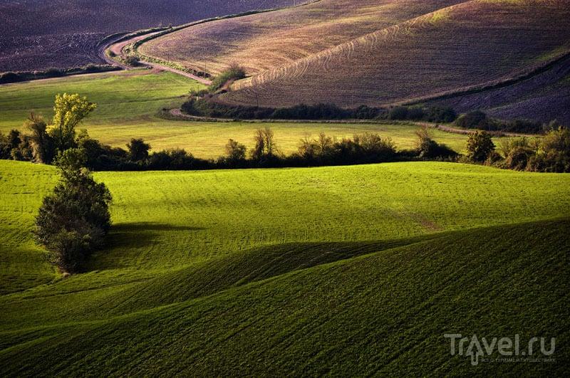 Долина Валь-д'Орчия / Фото из Италии