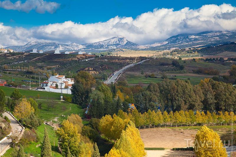 Ронда: романтика Андалузии / Фото из Испании