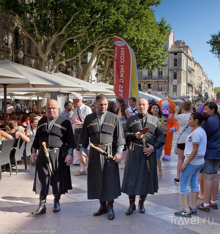 Театральный фестиваль в Авиньоне / Фото из Франции