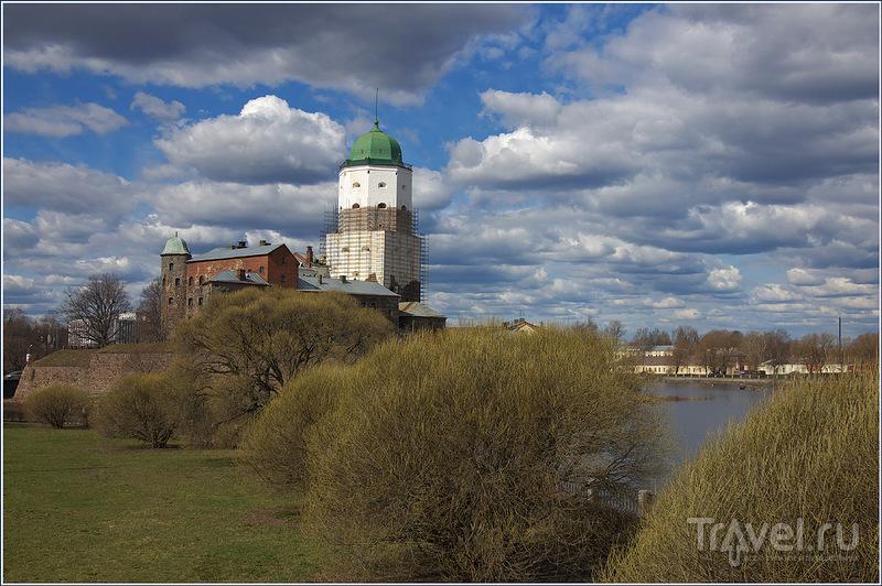 Выборгский замок / Фото из России