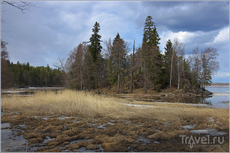 Отчет о поездке в парк Монрепо (Выборг) / Фото из России