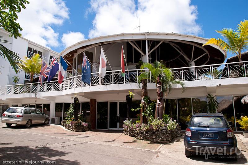 """Отель """"Меланезиан"""" в Порт-Вила, Вануату / Фото из Вануату"""