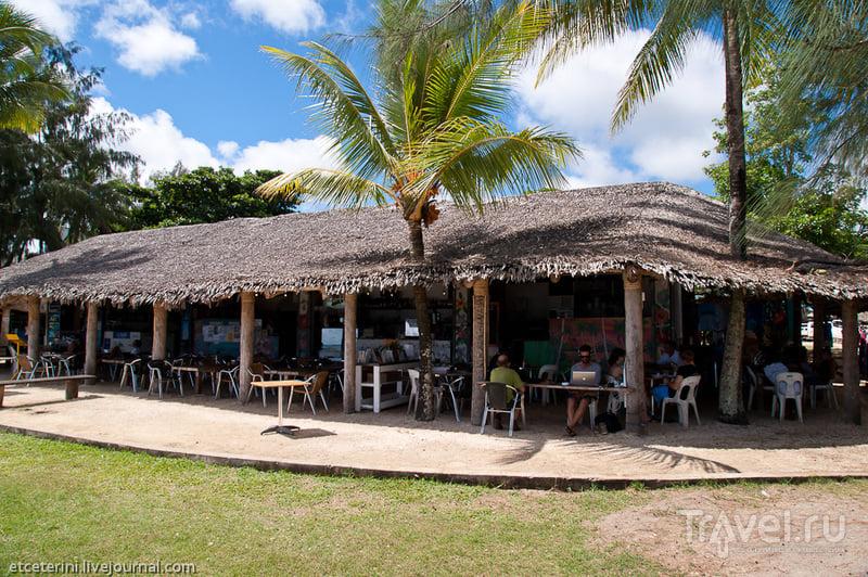 Кафе Намбаван в Порт-Вила, Вануату / Фото из Вануату
