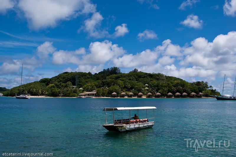 Остров-курорт Иририки, Вануату / Фото из Вануату