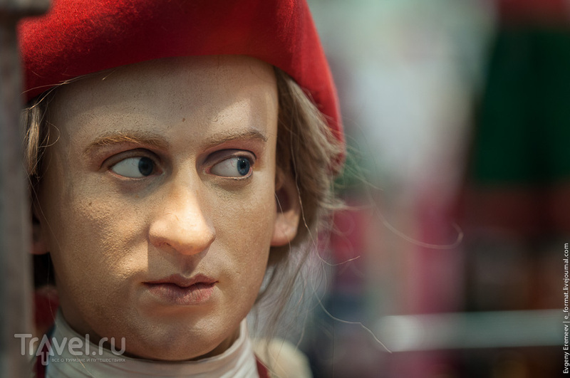 257 лет Моцарту / Австрия