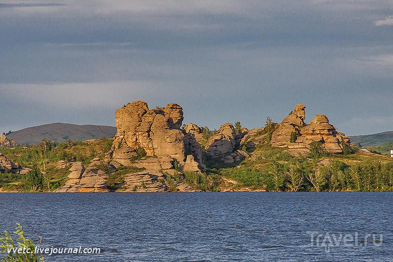 Колыванское озеро, д. Саввушка, Алтайский край / Россия