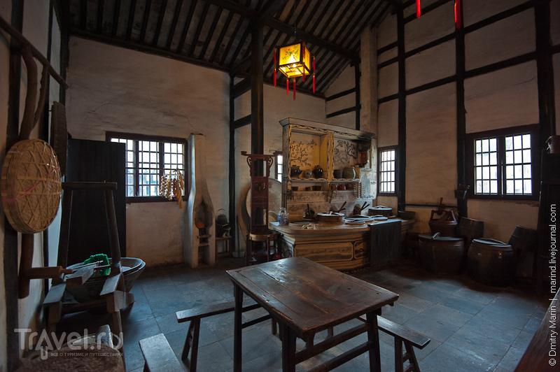 Кухня резиденции семьи Шэнь / Фото из Китая