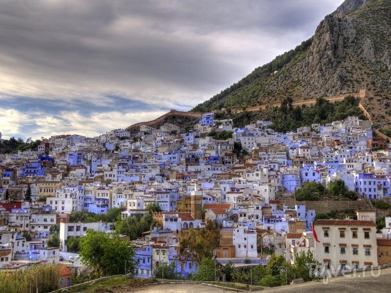 Шавен стал одним из крупнейших убежищ для изгнанных из Испании во времена Реконкисты иудеев / Марокко