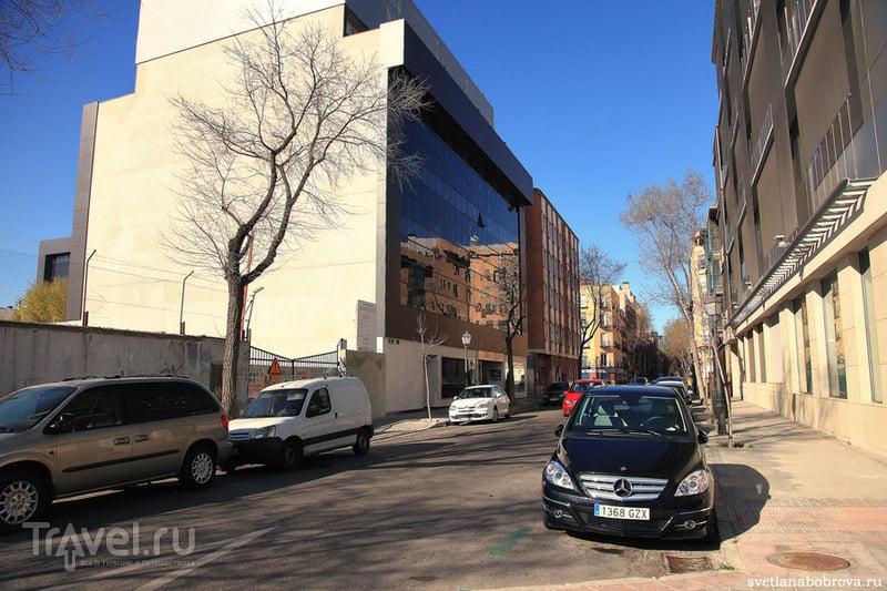 """""""Небо над Мадридом высокое, безоблачное, подлинно испанское небо"""" / Фото из Испании"""