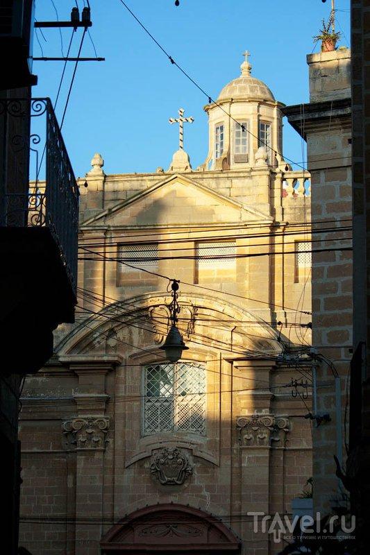 Церковь Святой Анны в Биргу / Фото с Мальты
