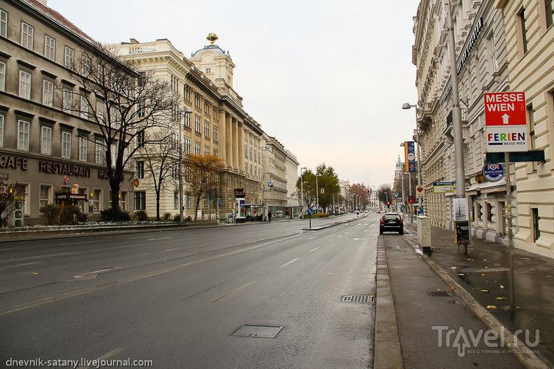 Прогулки по Вене: памятники и архитектура / Фото из Австрии