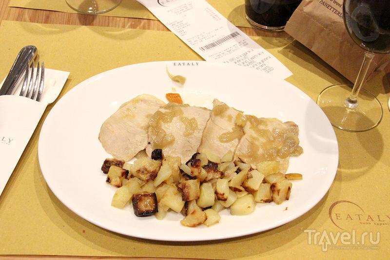 О еде в Риме: альтернатива ресторанам / Фото из Италии
