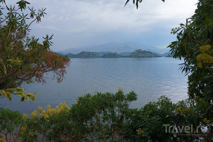 Озеро Киву / Фото из Руанды