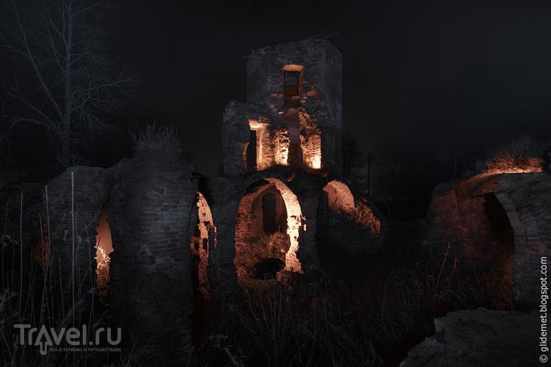 Ночное путешествие в самое мистическое место Беларуси / Белоруссия