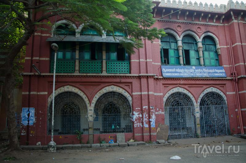 Здание в Ченнаи / Фото из Индии