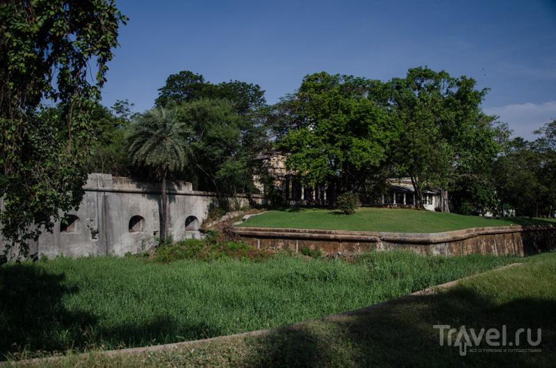 Форт в Ченнаи / Фото из Индии