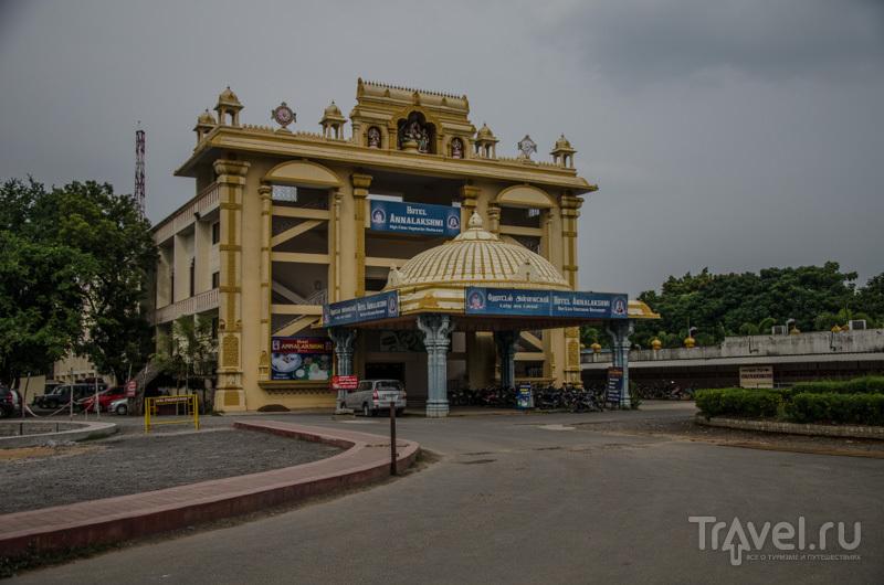 Гостиница рядом с Золотым храмом / Фото из Индии
